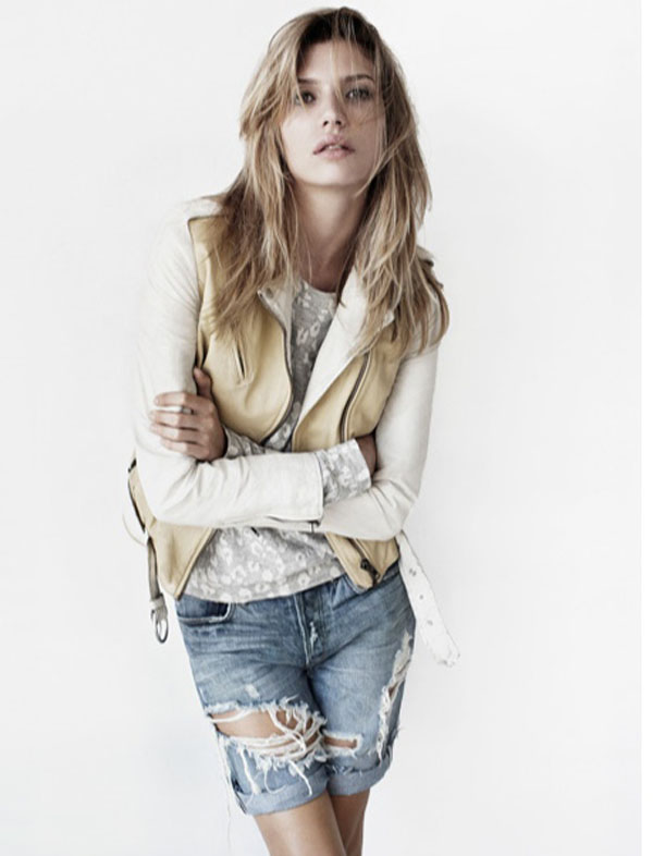 From the Shops: AllSaints Spring 2013