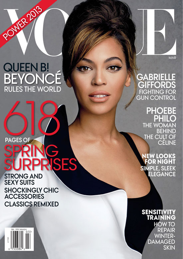 From the Monthlies: The Year of Beyonce
