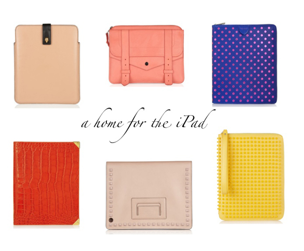 From the Shops: The iPad Edition