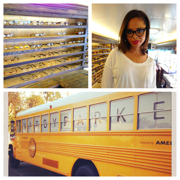 On the Streets: Warby Parker