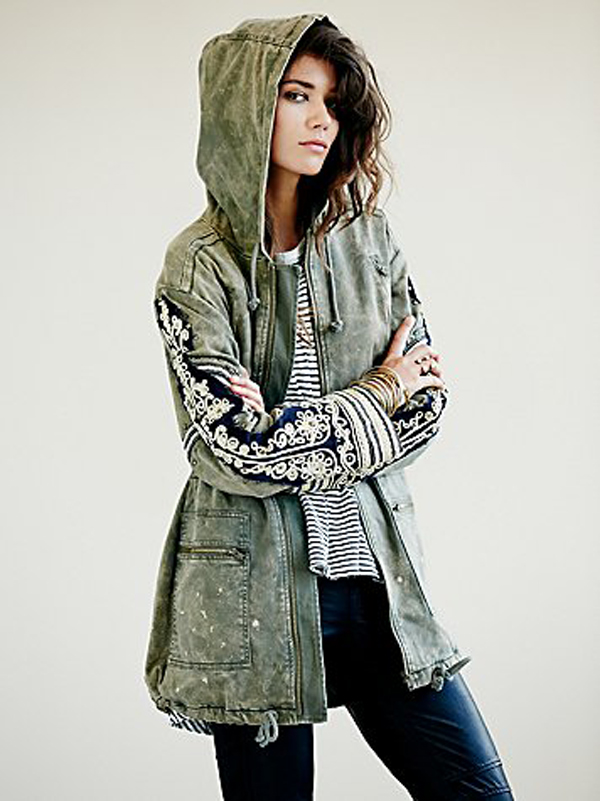 From the Shops: Transition Jackets